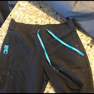 Small scrub pants